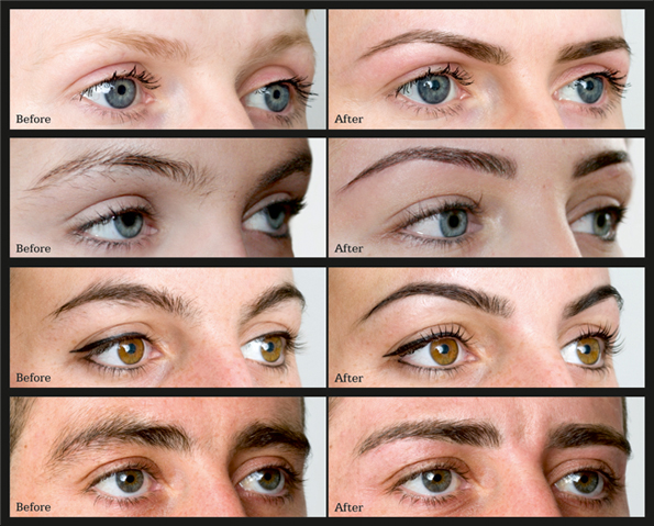 Hd Brows Emma Hanna Professional Make Up Amp Beauty In